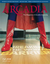 Arcadia Magazine Fall 2008 Cover